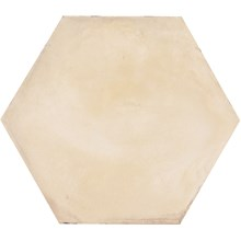Terra Avorio Beige Hexagon