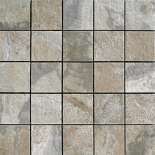 NAT HNT5 Grey Grå Mosaik