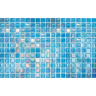 Iris Azur ljusblå 7710