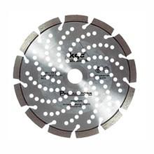 Diamantklinga Twister 180/22 23mm Torrkap