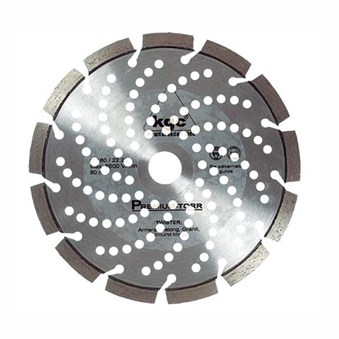 Diamantklinga Twister 180/22 23mm Torrkap 1768