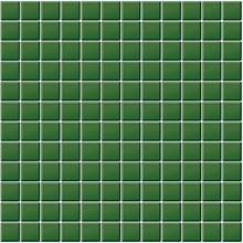 Glasmosaik Grön Blank(E03)