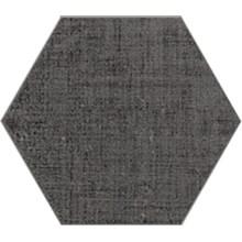 Textile Grå Hexagon