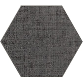 Textile Grå Hexagon 4726