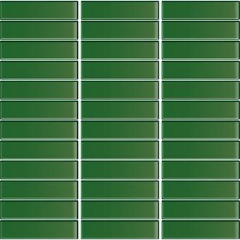 Glasmosaik Grön Blank(E03) 5626