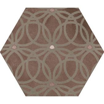 Keramos Dark Hexagon 5449
