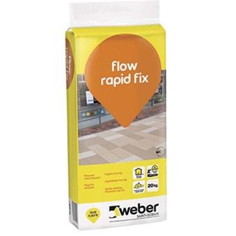 Weber Flow Rapidfix 20kg 27184