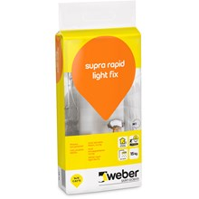 Weber Supra Rapid Lightfix 15kg