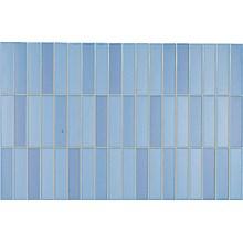 Illusion Mosaik Azul Blå