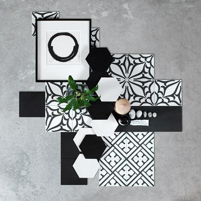 Kerion, Unicolor, Hexatile
