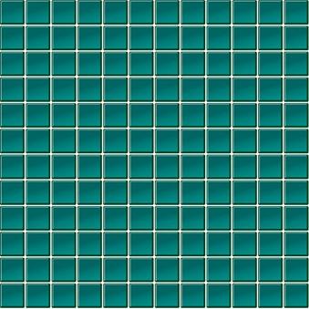 Glasmosaik Turkosblå Blank(E31) 5629