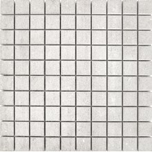 Marte Grigio Egeo lj.grå mosaik/nät