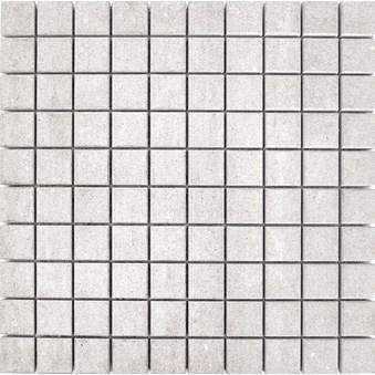 Marte Grigio Egeo lj.grå mosaik/nät 6429