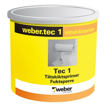 Webertec  Ångspärr 1 kg 2802