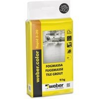 Weber color rapid 2-20 Medium grey 5 kg 27742