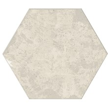 Bricklane Vit Hexagon