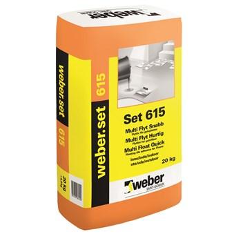 Set 615 flytfix snabb 20 kg 2749