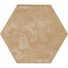 Bricklane Beige Hexagon