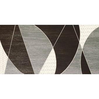 Metalwood dekor A grå/svart 4440