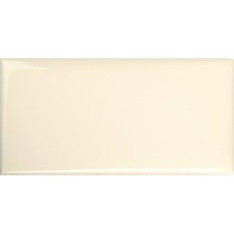 Cotton Panna Beige Vågig Glossy Blank 7263