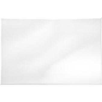 Vit White Wave Vågig  Blank 5197
