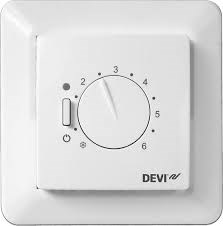 Devi termostat 530 infälld, med givare 9731