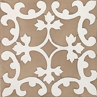 Rustica Almazora Siena/Brun Blank Dekor 3158