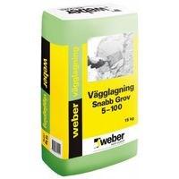 Vägglagning snabb grov 5-100 15 KG