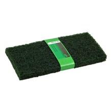 Skurblock grön medium