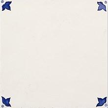 Rustica F Oropesa Azul/Vitblå Blank Hörn