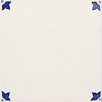 Rustica F Oropesa Azul/Vitblå Blank Hörn 3164