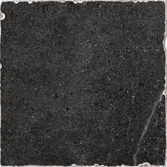 Lava Tumbled Nero Svart 8481
