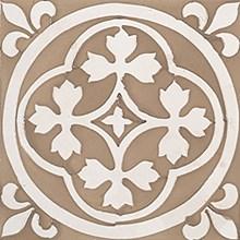 Rustica Almedijar Siena/Brun Blank Dekor