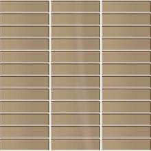 Glasmosaik Brun Blank(C09)
