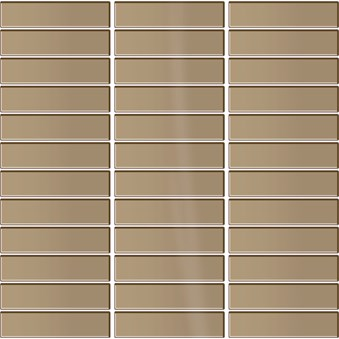 Glasmosaik Brun Blank(C09) 5632